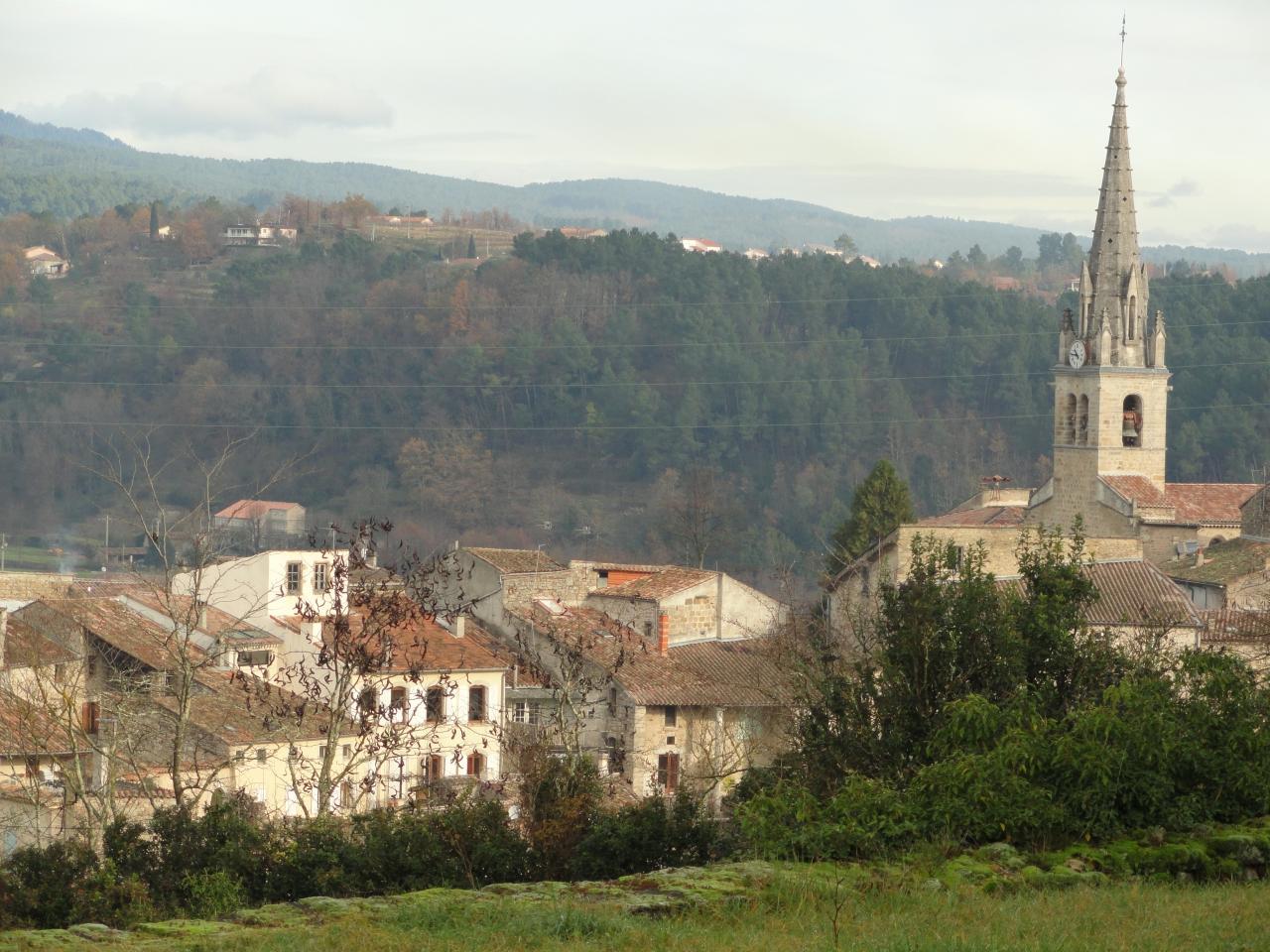 Le village et autour