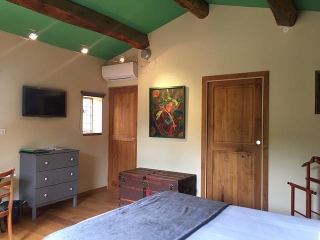 Interieur chambre