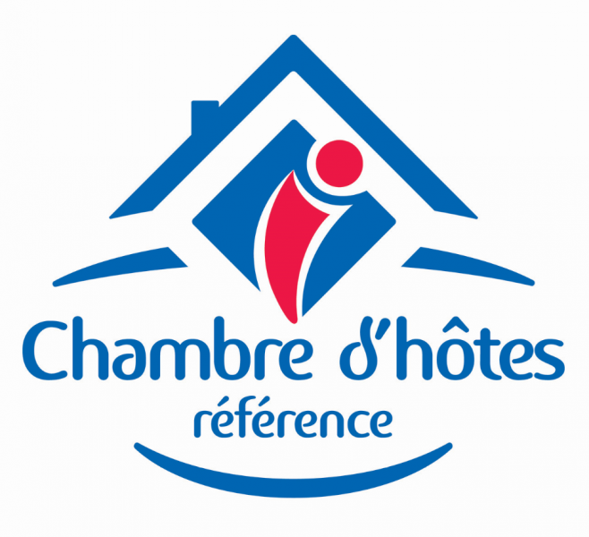 Logo chambres de reference 1
