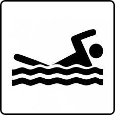 Logo piscine